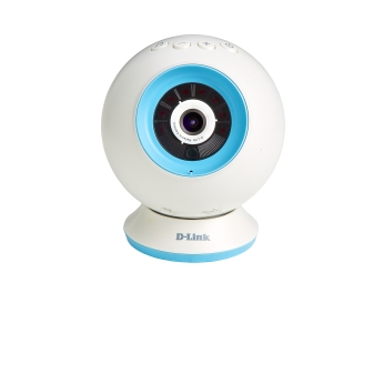 D-Link EyeOn Front Blue