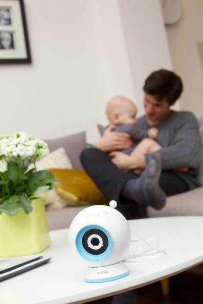 EyeOn Baby Cam dad 1