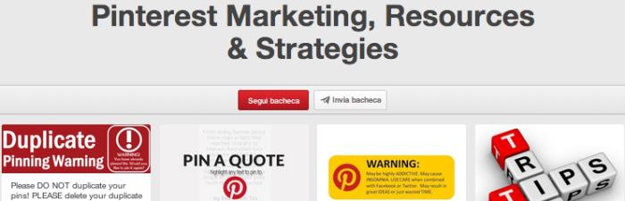 Pinterest Marketing, Resources & Strategies